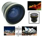 0.17x Hi Def Super Fisheye Lens With Macro for Sony Alpha ILCE-3000 A3000