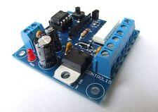 Blocksignalling Traffic Lights Controller for common-cathode Led's Tlc1
