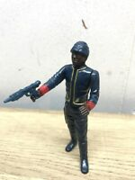 Vintage Star Wars Bespin Security Guard 2 (black) Complete 1981 Hong Kong