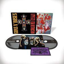 Guns N' Roses Appetite For Destruction 2 CD Deluxe set w/ PATCH target
