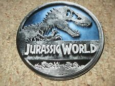 Jurassic World (Blu-ray/DVD, 2015, 2-Disc Set, Limited Edition) Tin