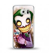 Carcasa Galaxy S7 Edge Joker 2 Smile Cómics Bd Dibujos Animados Manga