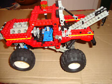 Lego Technic 8858 REBEL WRECKER with manual, no box