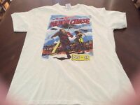 The Amazing Roswell Alien Chase 2014 Tshirt Size M Mens