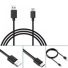 1M Tipo C 3.1 USB Cargador Datos SINCRONIZACIÓN Cable Adaptador para SONY XPERIA XZ/Compacto X