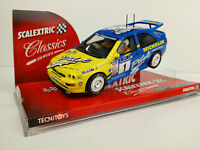 "Slot Car Scx Scalextric Classics 6376 Ford Escort Rs #1 Cosworth "" Pilot """