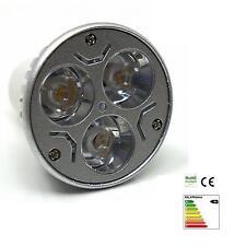 CREE LED GU10 Dimmbar 3 x 2 W 6W Warm Weiss  Strahler Licht Light SMD Weiß
