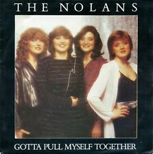 """THE NOLANS Gotta Pull Myself Together/Directions Of Love 7"""" Single EX Cond"""