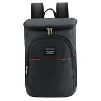 20L Cooler Backpack Travel Lunch Ice Picnic Camping Cold Drinks Insulated Bag US