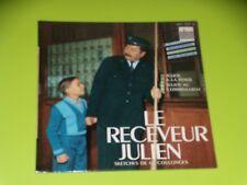 45 RPM EP - le Receiver Julien - Julien a la post - 1962