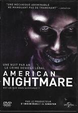 DVD ZONE 2 AMERICAN NIGHTMARE AVEC ETHAN HAWKE DE 2013 TBE