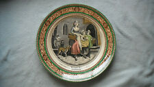 Adams Cries of London: Two bunches a penny primroses Cabinet Plate