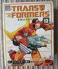 Transformers Takara G1 Collection Book TFC-13 Hot Rod Rodimus Targetmaster MISB