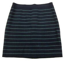 Boy by Band of Outsiders Sweater Pencil Skirt - Cotton Cashmere - Stripe 3 M L