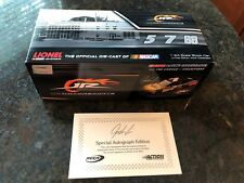 Action Josh Wise 2011 Air Hogs Spinmaster Impala autographed auto NASCAR 1/24
