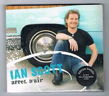 IAN SCOTT - APPEL D'AIR - 13 TITRES - COUNTRY - CD + DVD - NEUF NEW NEU