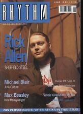 RHYTHM MAGAZINE - June 1992