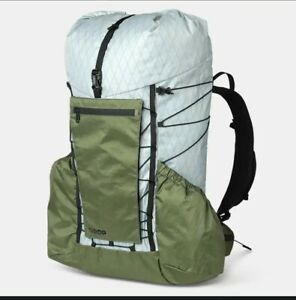 Drop + Dan Durston 40L Roll Top Backpack~Size: S/M~Brand New