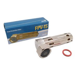 "AVG Solar Anti Frost Protection Valve FPV-15 15mm 1/2"" half inch, Reg Postage"
