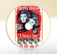 A Stolen Life (1946) DVD Drama Movie / Film Bette Davis Glenn Ford