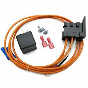 Brake Light Relay Kit for 12 Volt Vehicles Hot Rod Rat Street Truck V8
