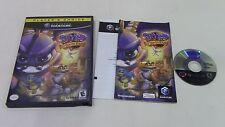 Spyro A Hero's Tail Nintendo GameCube Video Game Complete