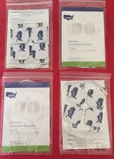 """EMSI Electrical tens Stimulation Electrodes - 1.5"""" x 1.5"""" New -Fits TENS 7000"""