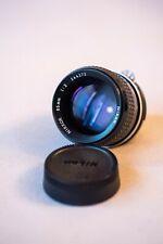 Nikon Nikkor 85mm f2.0 AI // HS-10 // Top Zustand
