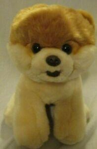 "GUND BOO the WORLD'S CUTEST DOG Plush Stuffed Animal Pomeranian 9"" #4029715 EUC"