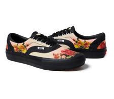 1c5db1a120 Supreme® Vans® Jean Paul Gaultier® Floral Print Era Pro Black Size 9