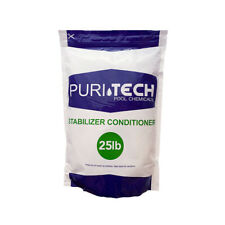 25 lbs # Stabilizer Cyanuric Acid Water Conditioner Swimming Pool Uv Protection