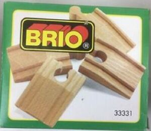 Brio Ramp Tracks Box of 4 33331 NIB