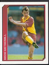 Merlin Football Sticker- 2000 Premier League - No 76 - David Wetherall