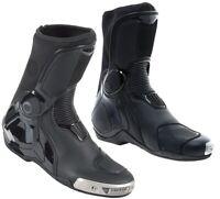 Stivali moto sportivi Dainese TORQUE D1 IN con slider in acciaio Nero antracite