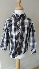 Chemise à carreaux - Taille 4 ans  - Sergent Major
