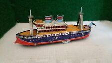 Paya jouet mécanique réédition bateau (3)