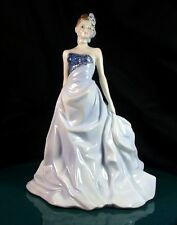 Royal Worcester Isabelle Figurine Of The Year 1998 January 1st Quality - Excelle