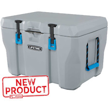 55 Qt Cooler Insulated 7 Day Ice Heavy Duty Outdoor Travel Camping Fishing NEW
