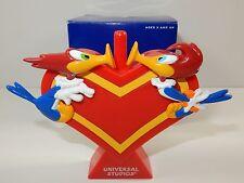 Universal Studios Woody & Winnie Woodpecker Kissing Action Toy RARE
