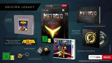 METROID: Samus Returns Legacy Edition NEW English (PAL), Free Ship!