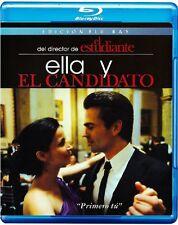 Ella Y El Candidato Mexico Movie Ntsc HD Blu Ray
