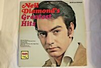Vinyl LP Neil Diamond's Greatest Hits Original 1967 Bang BLPS-219 Stereo