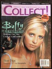 TUFF STUFF'S: COLLECT! - OCTOBER 1999 - USED ENTERTAINMENT MAGAZINE