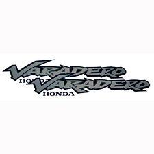 2x Aufkleber Sticker Honda Varadero #0016