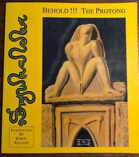 Behold!!! The Protong by Stanislaw Szukalski