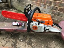 "STIHL MS261 C-M M-TRONIC SOLID GOOD WORKER 16"" BAR & CHAIN"