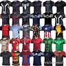 Men's Marvel Superhero Compression Sport T-shirt Tights Tee Tops Cosplay Costume