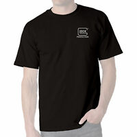 Glock Series Men's Tee Black Perfection Short Sleeve T-Shirt Sizes AA1100