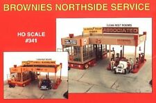 Jl Innovative 341 Ho Brownies Northside Service Station Wooden Kit