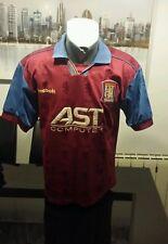 CAMISETA VINTAGE REEBOK ASTON VILLA FC TALLA 38/40